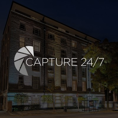 Capture247 Logo & Web Design Featured