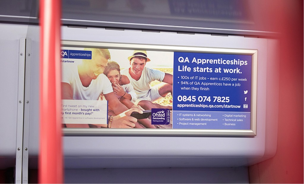 Final London Overground advert