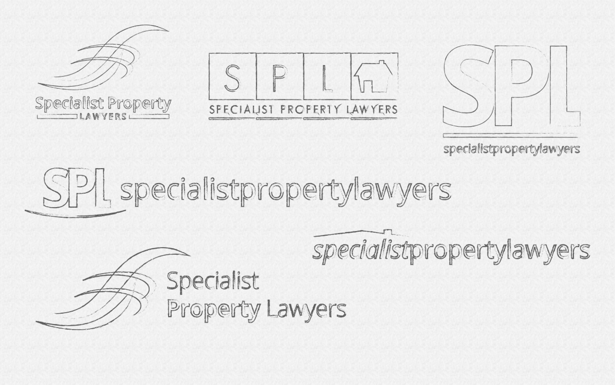 Creating the Specialist Property Lawyers Logo