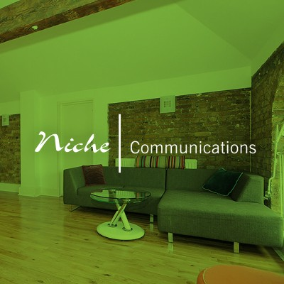 Niche Communications Website Featured Image