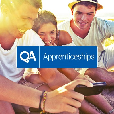 QA Apprenticeships Summer Campaign Featured
