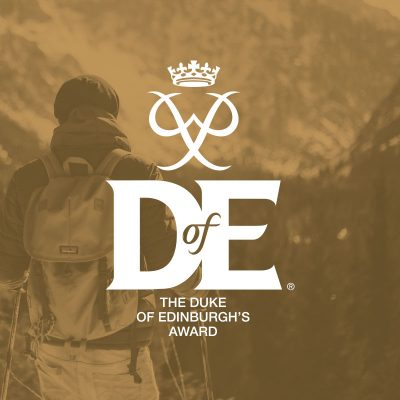 Reward Card and Voucher Design for Duke of Edinburgh's Award
