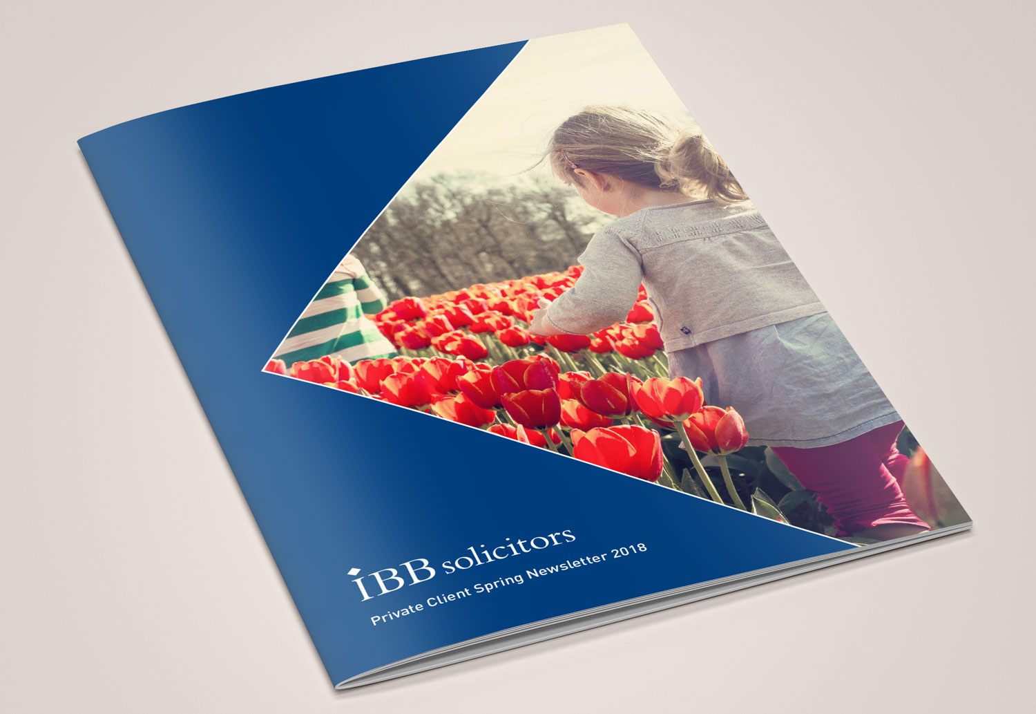 IBB Solicitors Spring Newsletter cover detail