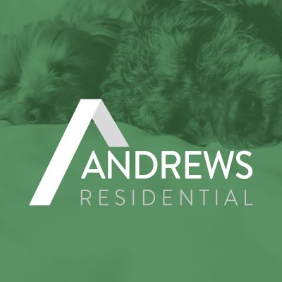 MyNameisDan Andrews Residential Rebranding and Logo design