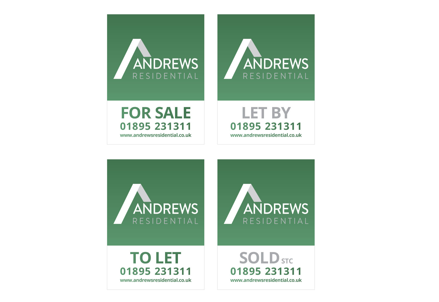Andrews Residential Boards