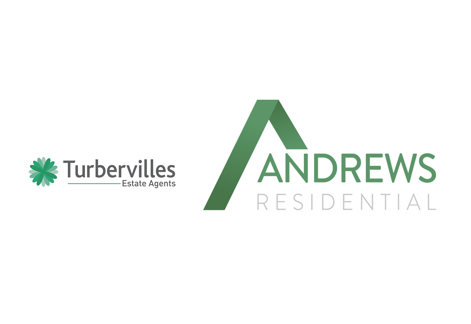 The old Turbervilles logo alongside the new Andrews  logo
