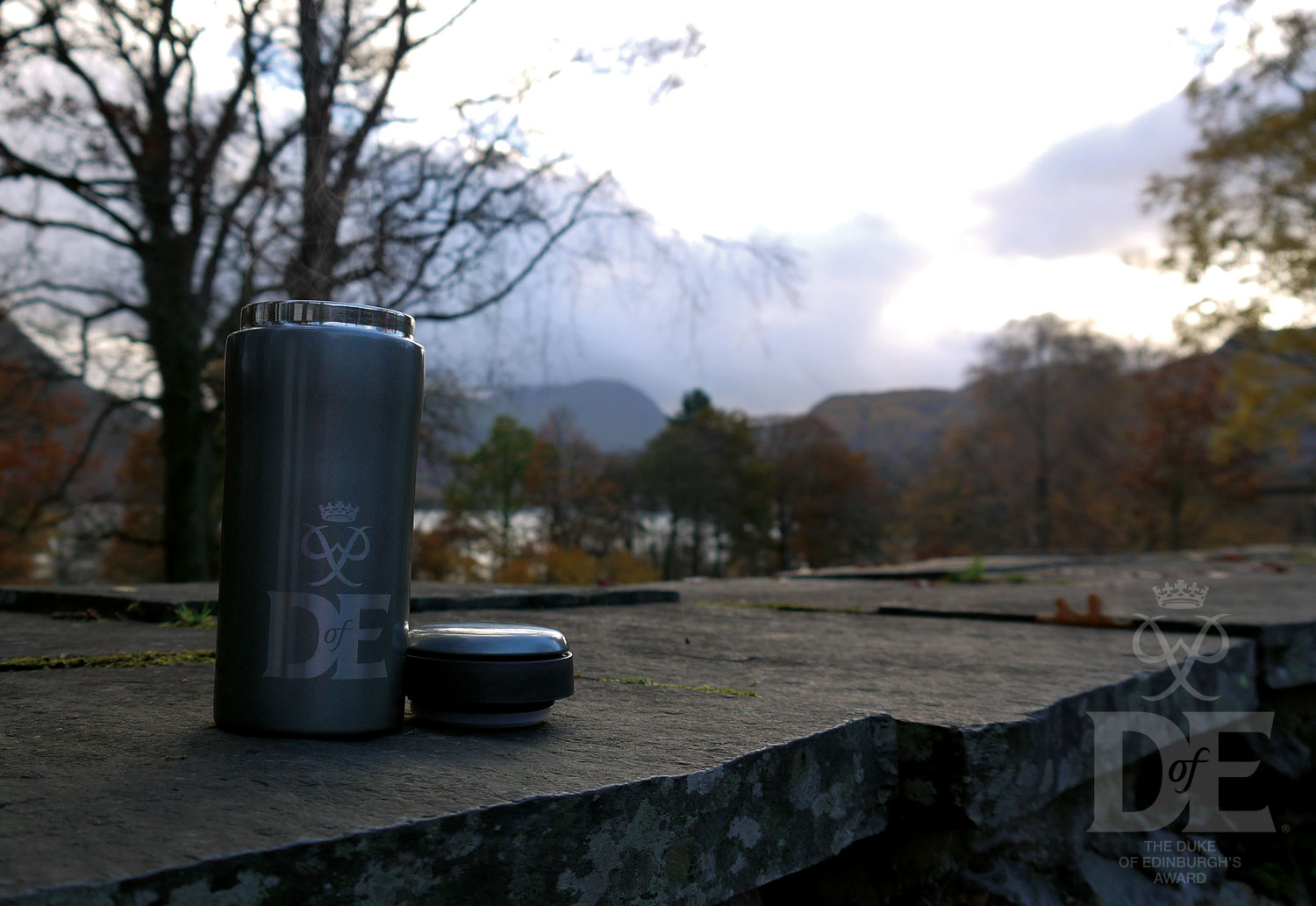 The Duke of Edinburgh's Award Photography Cumbria Project | Travel Mugs