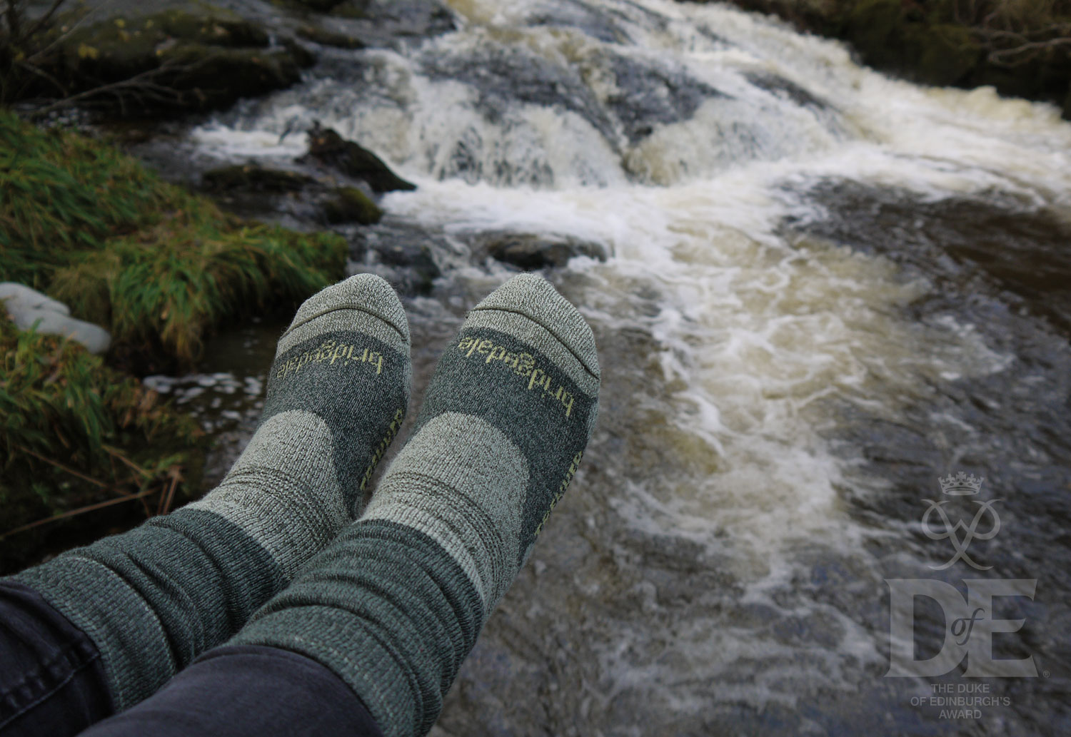 The Duke of Edinburgh's Award Photography Cumbria Project | Bridgedale Socks