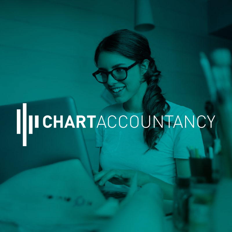 My Name is Dan | Chart Accountancy | Advertising Designs