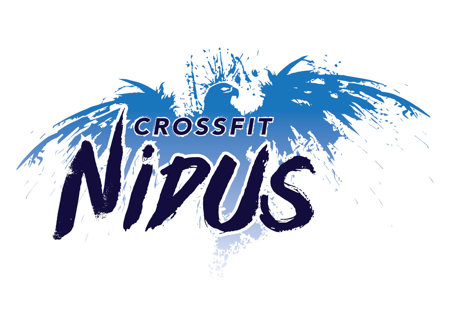 My Name is Dan Final Logo Design for Crossfit Nidus