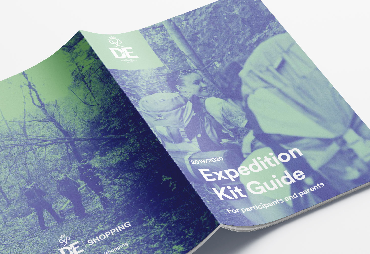 Duke of Edinburgh's Award Expedition | Kit Guide 2019 Design
