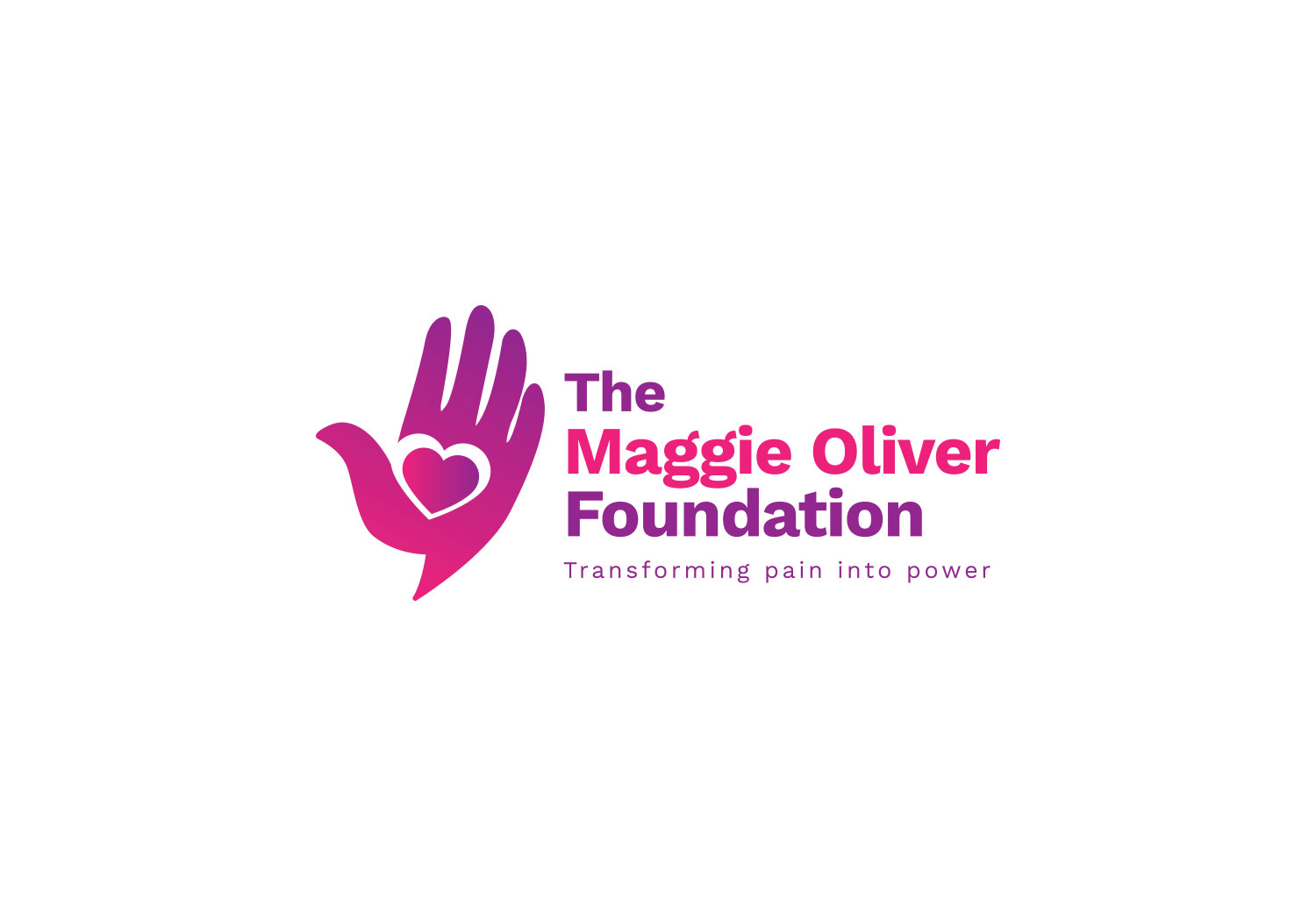 Maggie Oliver Foundation | Final Logo Design