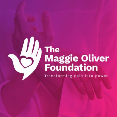 Maggie Oliver Foundation | Logo Design | My Name is Dan
