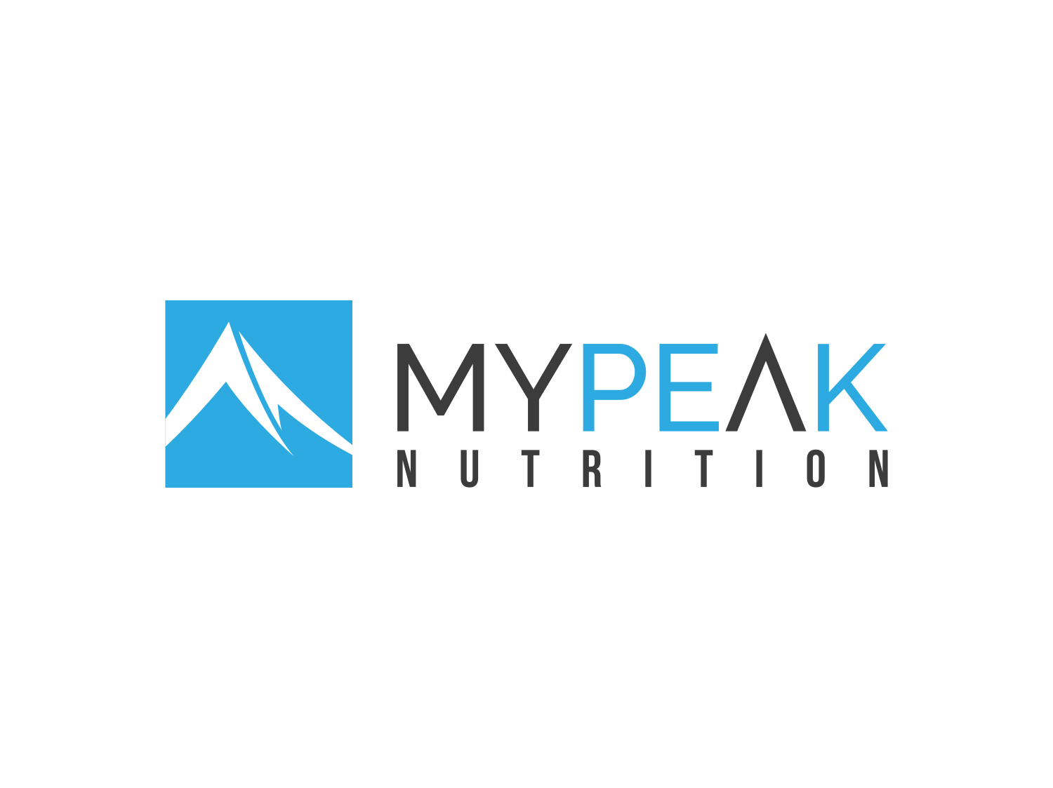 MyPeak Logo Design - My Name is Dan