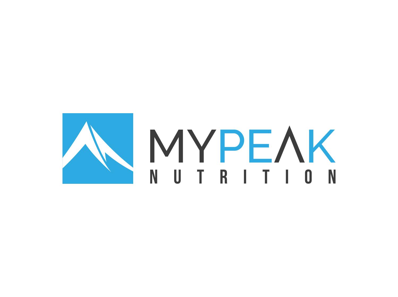 MyPeak Logo Design - My Name is Dan