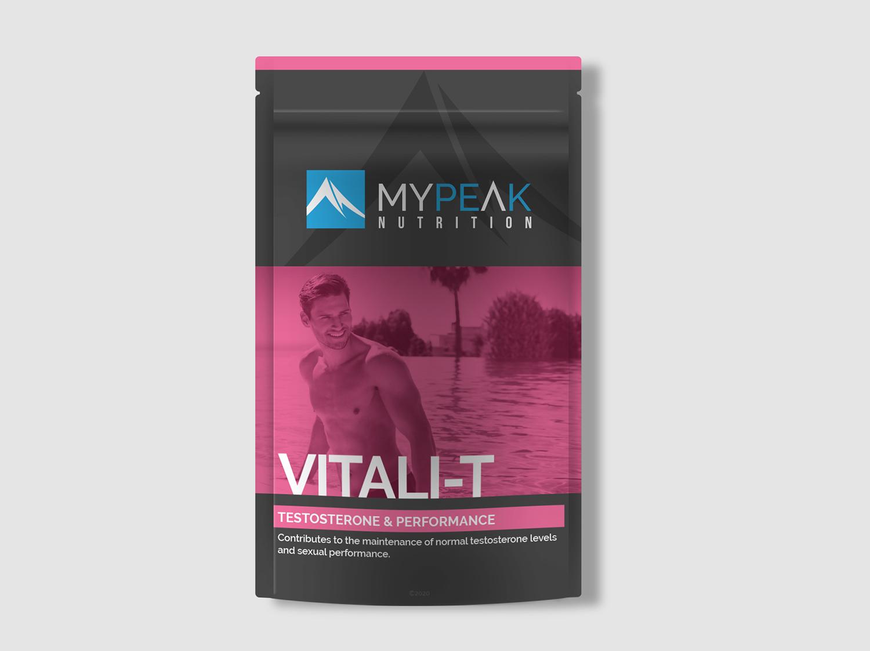 MyPeak Packaging Design Vitali-T - My Name is Dan