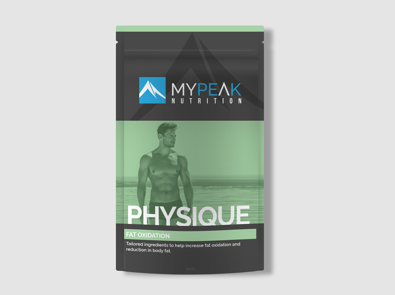 MyPeak Packaging Design Physique - My Name is Dan