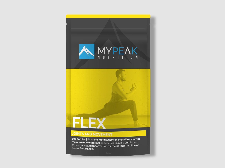 MyPeak Packaging Design Flex - My Name is Dan