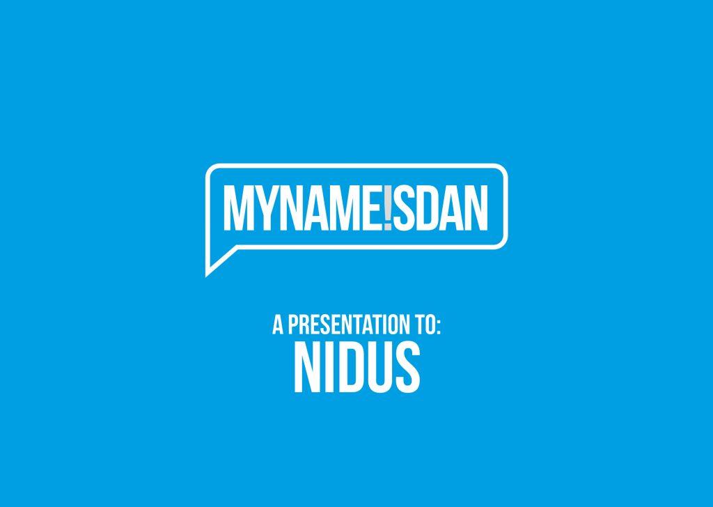 Logo Design for Nidus by My Name is Dan | Bracknell, Wokingham and Berkshire