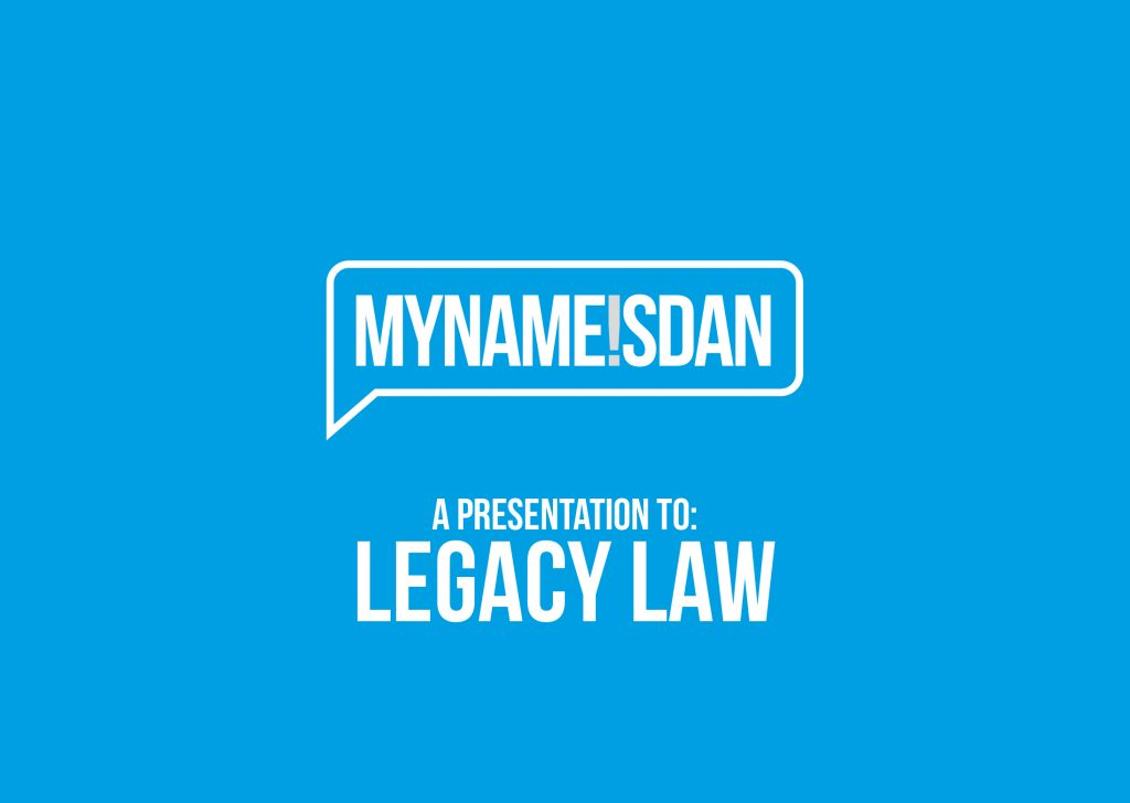 Logo Design for Legacy Law by My Name is Dan | Bracknell, Wokingham and Berkshire