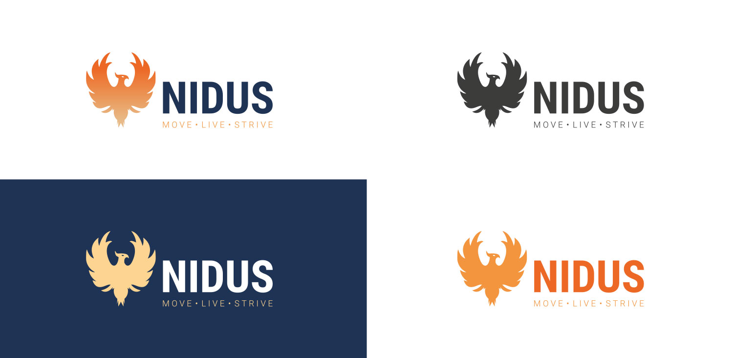 Nidus Rebrand - New Logo Concepts - by My Name is Dan